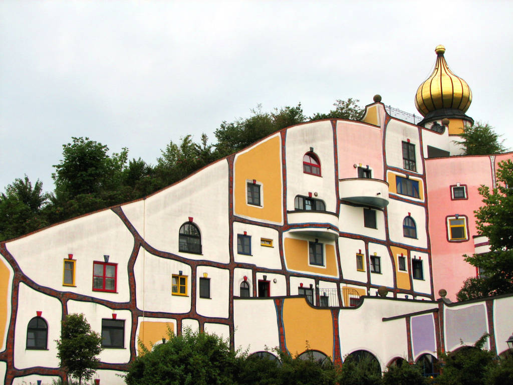 the wild world of hundertwasser how architecture enhances On architecture hundertwasser