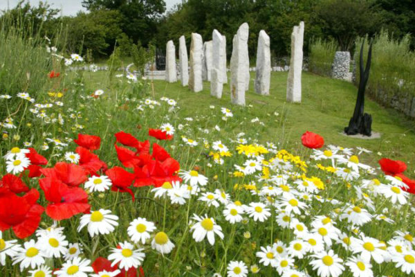 Brigit's Garden in Galway Brings Celtic Folklore to Life