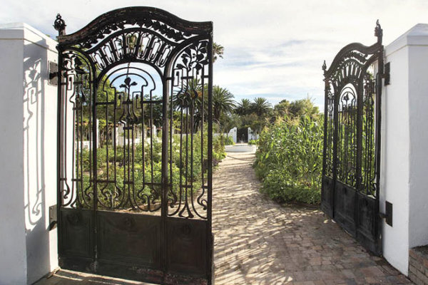 Food Garden Tips from Spier South Africa